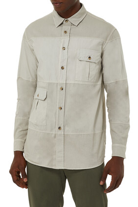 Relaxed Multi Pocket Shirt